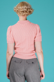 LAATSTE The Tiptop Knit Top Blush MAAT 38/40