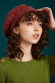 Hat Ophelia Pecan Brown