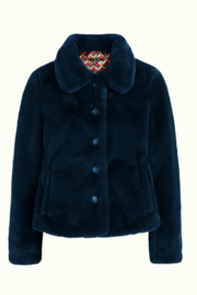 Anais Coat Philly Pond Blue 06496