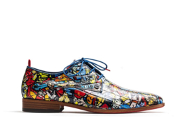 Fred Brood Shoes Multicolor Red