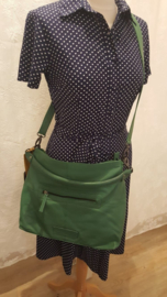 Paris Bag Buff Washed Cactus Green 21644