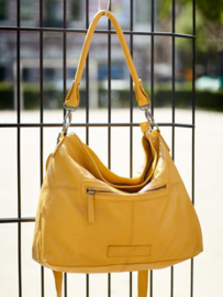 Paris Bag Buff Washed Honey Yellow 20845