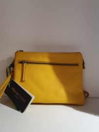 Valletta Bag Buff Washed Yellow 22052