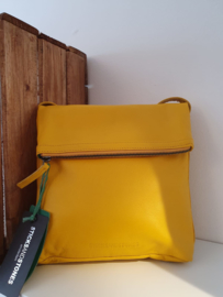 Strasbourg Bag Buff Washed Yellow