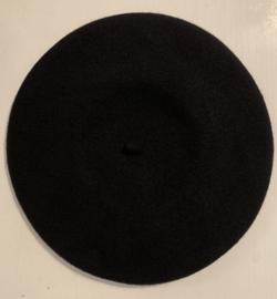 Baret 001 Black