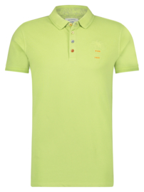 Polo Garment Dye Bright Green 22.03.312