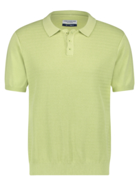 Polo Knitted Bright Green 22.03.320