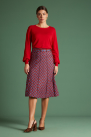 Bell Top Cottonclub Chili Red 05105