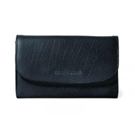 Aspen Wallet Buff Washed Marine Blue 21434