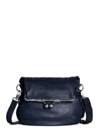 Cannes Bag Buff Washed Marine Blue 21159