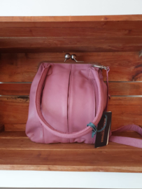 Annecy Bag Buff Washed Mauve Pink