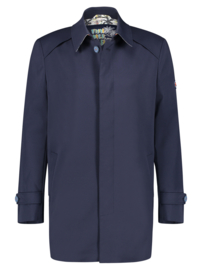 Jacket Summer Trench Navy 22.01.160