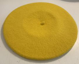Beret 040 Yellow