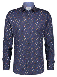 Shirt Guitars Navy 22.01.015