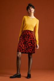 Agnes Top Cocoon Honey Yellow