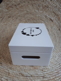 Box met naam