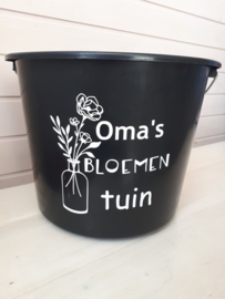 "Emmer ""oma's bloementuin"""