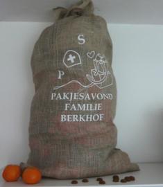 De zak van Sinterklaas