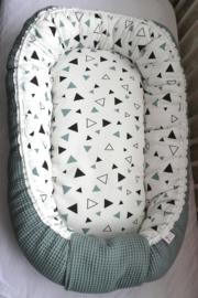 "Baby nestje ""driehoek"""