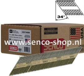 Senco Stripspijker Ø3,1 HC56APB 70MM blank doos a 3.000 stuks