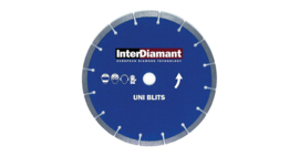 Diamantzaagblad Uni Blits Universeel Ø115mm
