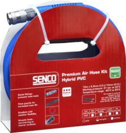 Senco luchtslang compleet 6,5mm x 10 mtr PREMIUM