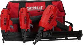 Senco 3-delige tackerset in tas