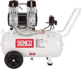 Senco geluidsarme compressor AC24050