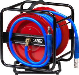 Senco Premium luchtslanghaspel 8,0mm x 30 mtr