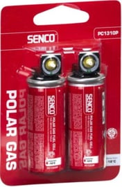 Senco Premium gaspatroon 18 gram PC1310P blister a 2 stuks