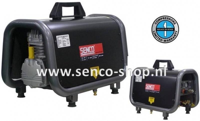 Senco ZOMERDEAL compressor PC1252EU