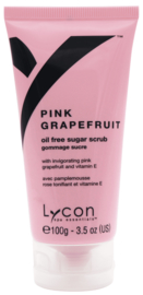 Lycon - Pink Grapefruit Sugar Scrub Tube 100ml