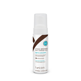 Lyco-Bronze Self-Tanning Foam 200ml