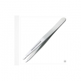Tweezerman - Slant Tweezer klassiek Stainless Steel