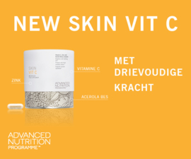 Advanced Nutrition Programme - Skin Vit C 60 caps