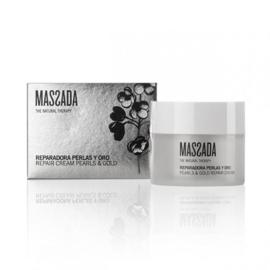 Massada - Pearls & Gold Repair Cream 50ml