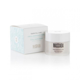 Massada - Total Moisturiser Cream 50ml