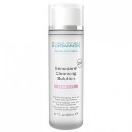 Schrammek - Sensiderm Cleansing Solution 200ml