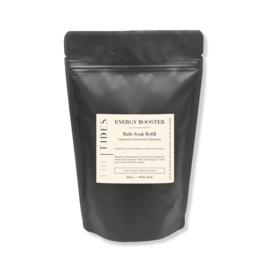 The Tides - Energy Booster - Bath Soak 800gr Refill