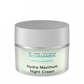 Schrammek - Hydra Maximum Night Cream 50ml