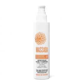 Massada - Facial & Body Sun Milk SPF30 High Protection 200ml