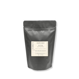 The Tides - Happy Feet - Bath Soak 150gr (travelsize)