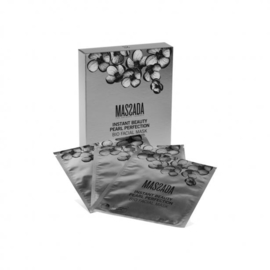 Massada - Instant Beauty Pearl Perfection Bio Facial Mask 6pc