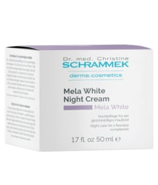 Schrammek - Mela White Night Cream 50ml
