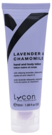 Lycon Lavender & Chamomille Hand & Body Lotion Tube 50ml