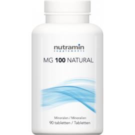 Nutramin - MG 100 Natural 90 caps
