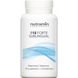 Nutramin - B12 Forte Sublingual 90 caps
