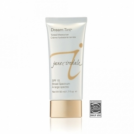 Jane Iredale - Dream Tint® Tinted Moisturizer SPF15 - Light 50ml