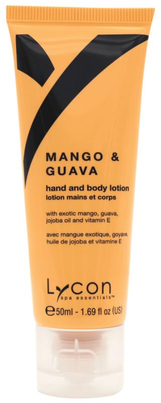 Lycon Mango & Guava Hand & Body Lotion Tube 50ml