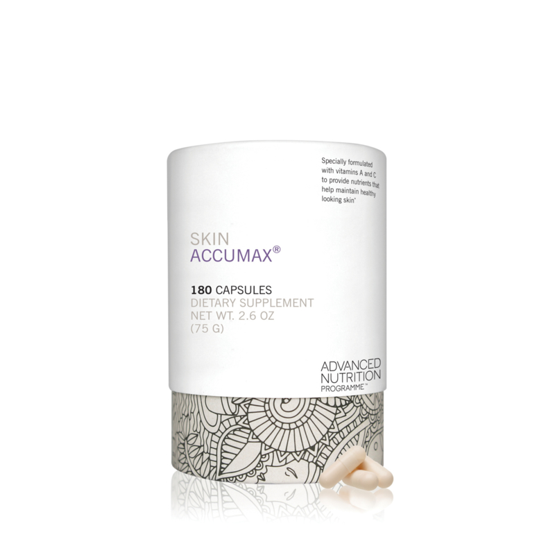 Advanced Nutrition Programme - Skin Accumax 180 capsules